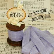 Vintage Seam Binding - Lilac