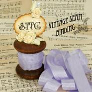 Vintage Seam Binding - Tropic Lilac