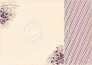 Pion Design - My Precious Daughter - 12x12 Paper - Anemone