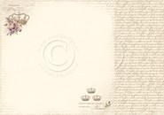 Pion Design - My Precious Daughter - 12x12 Paper - My Princess