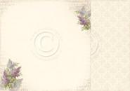 Pion Design - My Precious Daughter - 12x12 Paper - Syringa