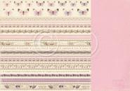 Pion Design - My Precious Daughter - 12x12 Paper - Borders