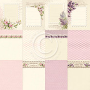 Pion Design - My Precious Daughter - 12x12 Memory Notes Paper - I