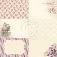 Pion Design - My Precious Daughter - 12x12 Memory Notes Paper - II
