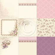 Pion Design - My Precious Daughter - 12x12 Memory Notes Paper - III