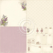 Pion Design - My Precious Daughter - 6x6 Papers - Syringa