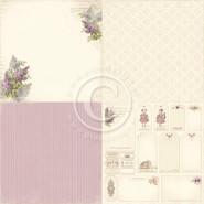 Pion Design - My Precious Daughter - 6x6 Papers - Syringa