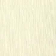 Bazzill Basics - 12x12 Cardstock - Fourz - French Vanilla