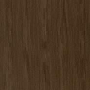 Bazzill Basics - 12x12 Cardstock - Fourz - Carob