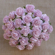 "WOC - Open Roses - 10mm (3/8"") - Pink Mist - 10 pack"