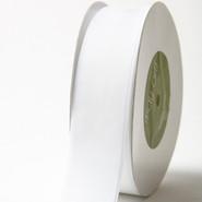 "May Arts Ribbon - Velvet Ribbon - 1 Yard - 1-1/2"" - White"