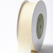 "May Arts Ribbon - Velvet Ribbon - 1 Yard - 1-1/2"" - Cream"