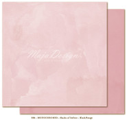Maja Design - Sofiero Monochrome - 12x12 Paper - Blush/Rouge