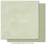 Maja Design - Sofiero Monochrome - 12x12 Paper - Celery/Sage
