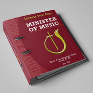 Music Minister Study Guide