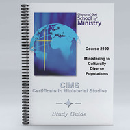 Ministering to Culturally Diverse Populations Study Guide