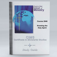 Knowing the Holy Spirit Study Guide