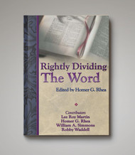 Rightly Dividing the Word Textbook