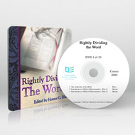 Rightly Dividing the Word DVD Set