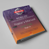 Mobilize Pastor Level 1, Part A Notebook