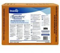 Diversey Signature UHS Floor Finish 5 Gallon BIB