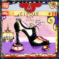 Circus Shoe Tile Trivet
