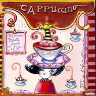 Cappuccino Tile Trivet