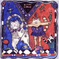 Kitty Circus Tile Trivet