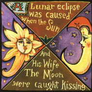 Lunar Eclipse Tile Trivet