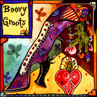 Boovy Groots Ceramic tile