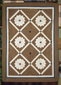 Dresden Lace small wall quilt design by Liberty Homestead LB08