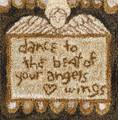 PN Angels Wings pattern