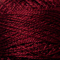 Valdani Perle Cotton #12 solids - 78 Rusty Burgundy
