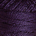 Valdani Perle Cotton #12 solids - 87 Rich Purple