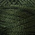 Valdani Perle Cotton #12 solids - 892 Juniper Medium