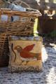 PN Early Bird Sawdust Pillow pattern