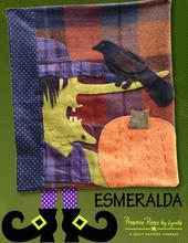 Esmeralda by Primitive Pieces by Lynda