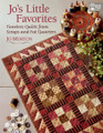 Jo Morton's Jo's Little Favorites quilt book