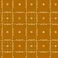 Windham Sampler 2 by Julie Hendrickson -  Cheddar Checkerboard - 41300A-3