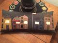 Crickett Village kit designed by Crickett Street Wool