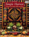 Simple Harvest quilt book authored by Kim Diehl