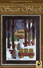 Crane Designs - Maples Sugar Shack pattern