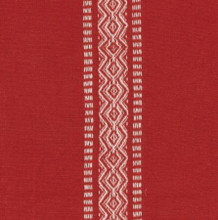 "16"" Scandinavian Red toweling"