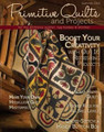Primitive Quilts & Projects Summer 2014 Issue