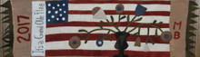 Grand, Olde, Flag, pattern, designer, Maggie, Bonanomi