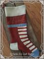 Christmas,stocking,Cheswick,Company,pattern,kit