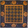 Pumpkins in the Moonlight pattern