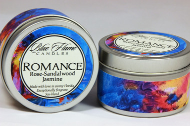 Romance Travel Tin