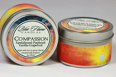 Compassion Travel Tin