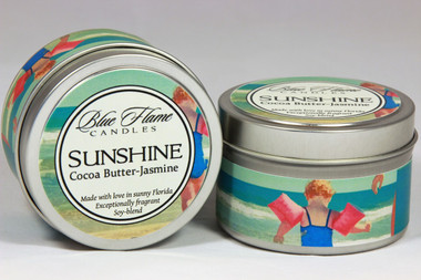 Sunshine Travel Tin